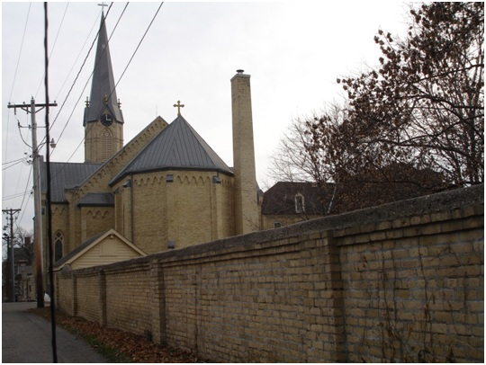 Guardian Angels Catholic Church | Minnesota Bricks